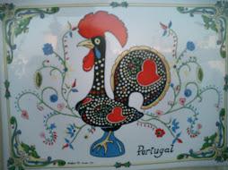 Un gallito portugués