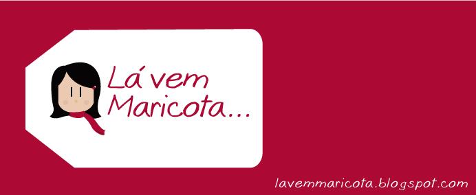 Lá vem Maricota...