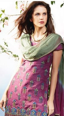 Salwar Kameez Summer Collection