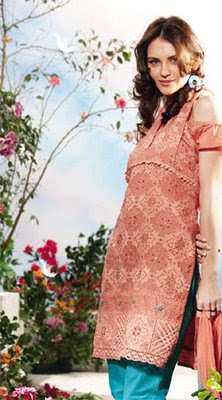 Summer Collection of Salwar Kameez Online