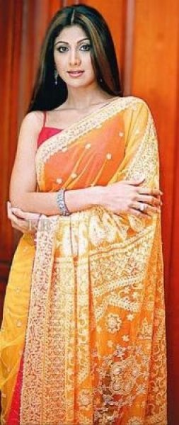 shilpa shetty in saree. Shilpa Shetty in Saree