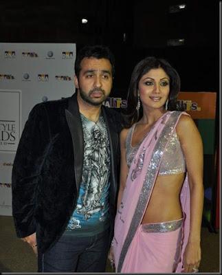 Shilpa Shetty at Stars DNA Style Awards