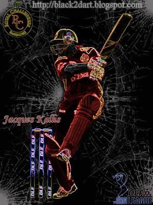 Jacques Kallis Royal Challengers Bangalore (IPL)
