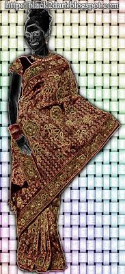 Aabharana Embroidery Silk Saree