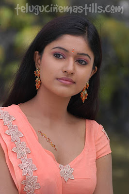 South Indian Actress in Churidar Dress
