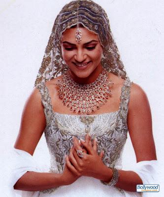 Sushmita Sen in Bridal Dress