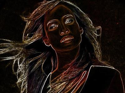 photoshop glowing edges 2dart