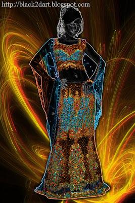 Designer Bridal Wear - Ghagra Choli Dress