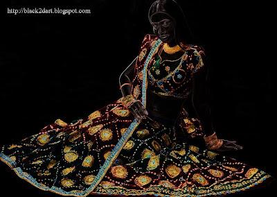 indian ethnic wear ghagra choli