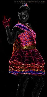Katrina Kaif as Barbie Doll at Lakme Fashion Week image 1