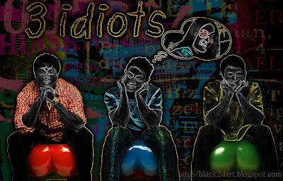 3 idiots movie wallpaper
