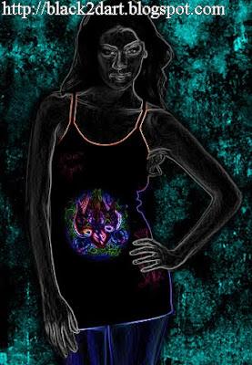 Beautiful T-Shirt designs for young girls