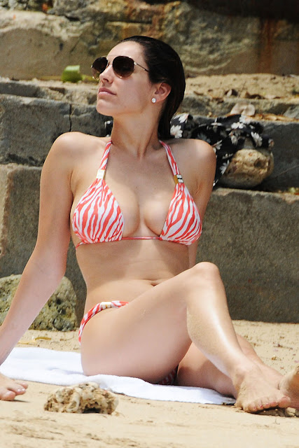 Hot Kelly Brook Bikini Pics