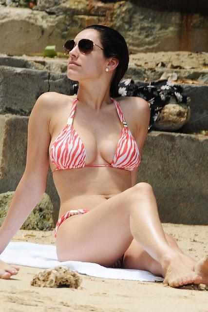 Hot Kelly Brook Bikini Pics