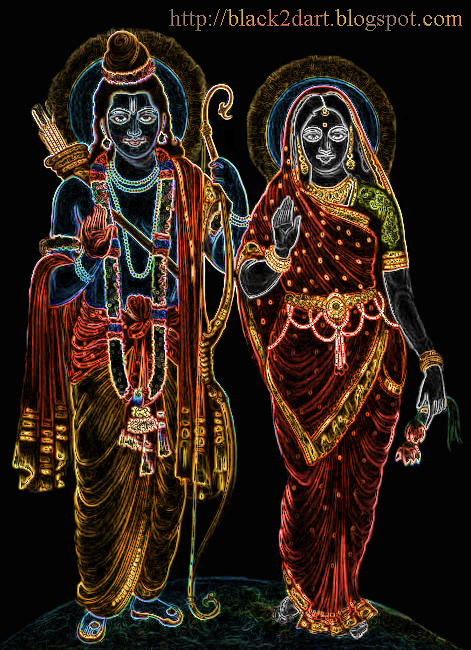 lord rama wallpapers. Lord Rama and Mata Sita