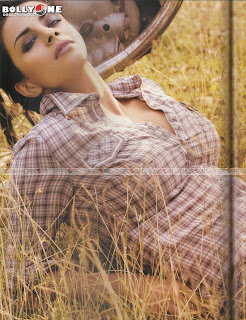 Bollywood Actress Gul Panag Maxim magazine scans