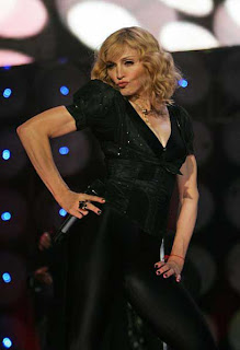 Madonna - Celebrity Duckfaces