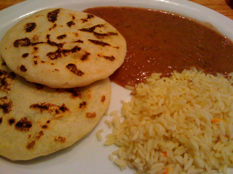 Recipe for the Good Life: Pupusas at Balompie #3