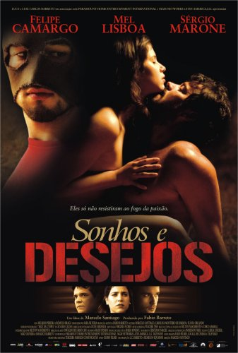 Filme Poster Sonhos e Desejos DVDRip XviD & RMVB Nacional