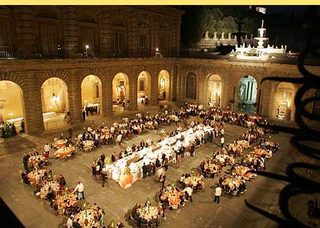 The Reception Site Should Be An Old Square Or Winery