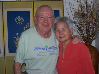 Bill Gott CDR Ret and my Mom