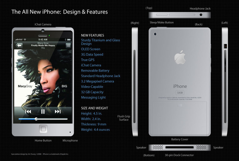 iphone 4g leaked