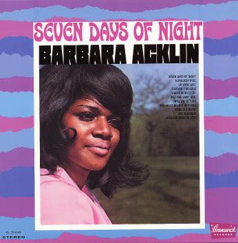 BARBARA ACKLIN (1969)