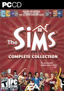 jogo   The Sims 8 em 1