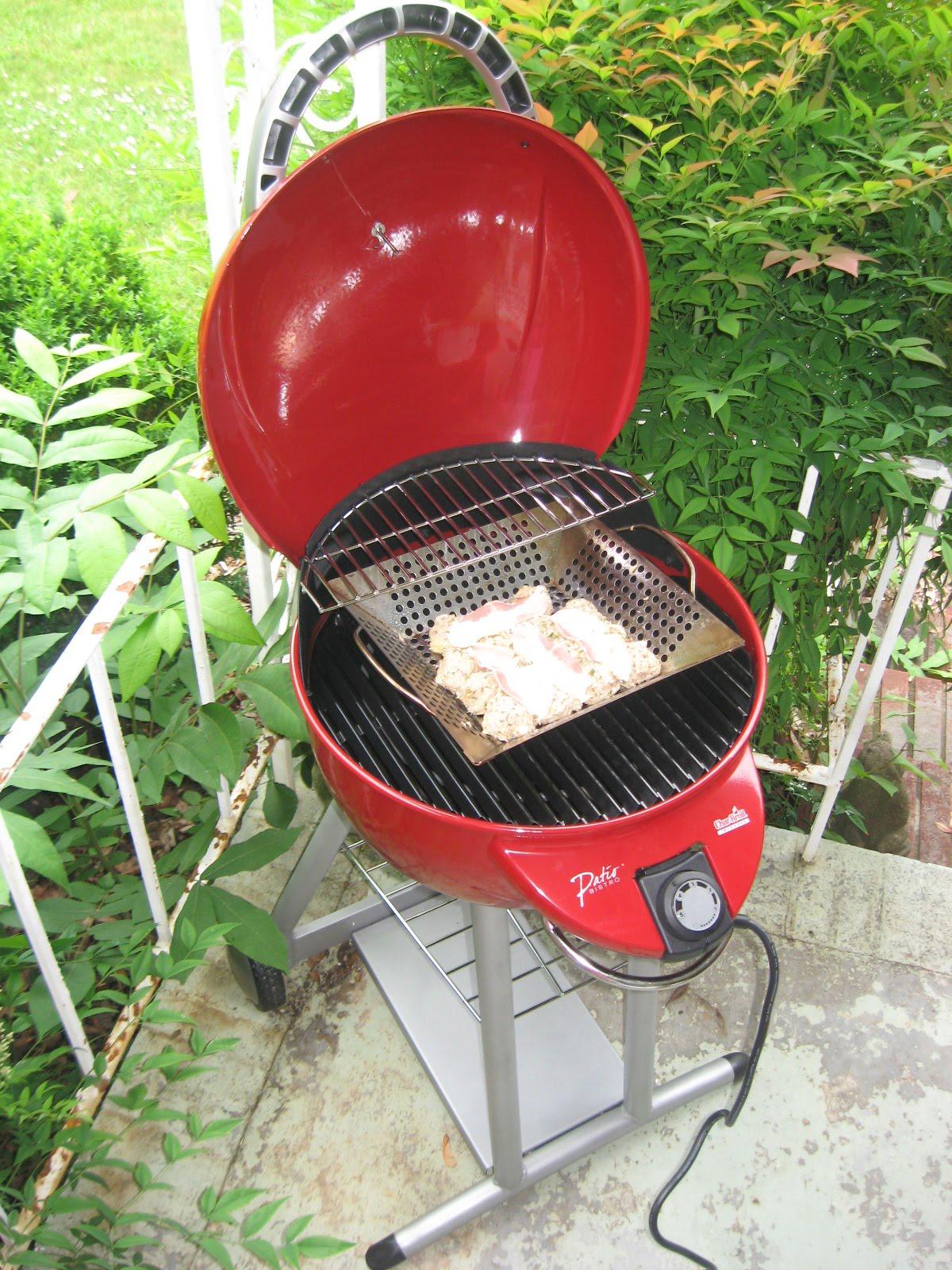 Barbecue Master CharBroil Patio Bistro Electric A Score