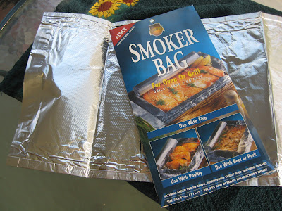 Melanie S Acres Smoker Bags Great Taste And No Mess Grilling