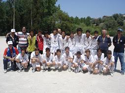 Iniciados 2004/2005
