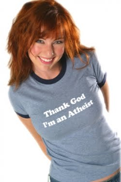 Let me clarify, 'guys who are atheists' have issues.