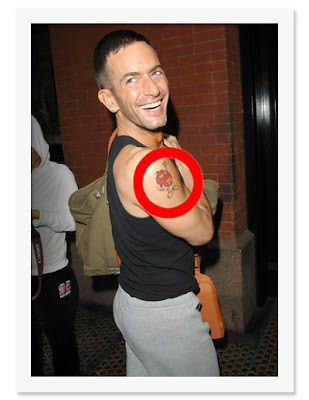 index Marc Jacobs tattoos