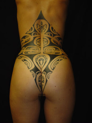 Extreme Tattoos on Extreme Tattoo  Maori Tattoo