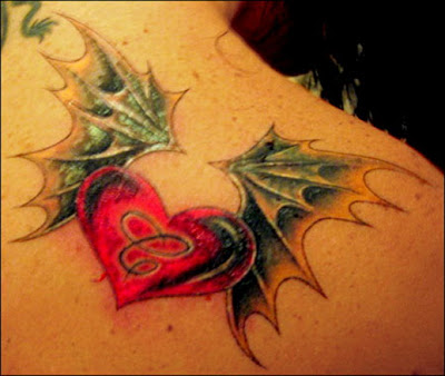 Labels: heart tattoo, Perfect Clef Heart Tattoo