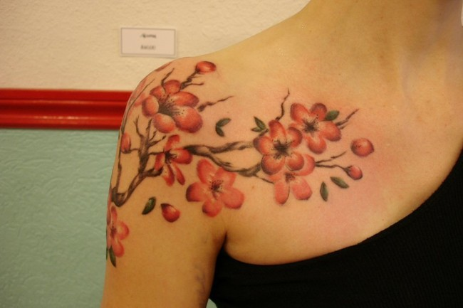 Labels: Cherry Blossom Tattoos