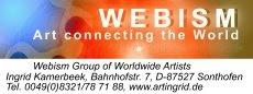 Official WEBISM logo