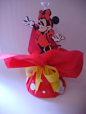 Lembrancinhas Em EVA Do Mickey E Da Minnie