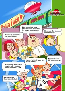 JETSONS E FAMILY GUY