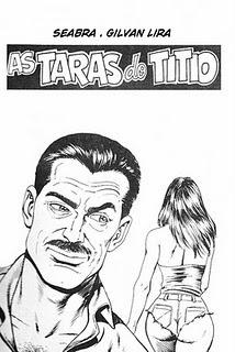 Priminha Gostosa Revista Em Quadrinhos Parte
