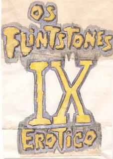 OS FLINTSTONES ERÓTICO 9