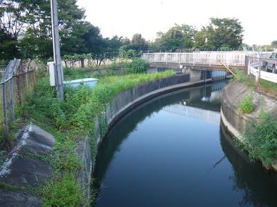 見沼代用水東縁