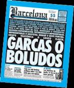 A los boludos de la revista Barcelona