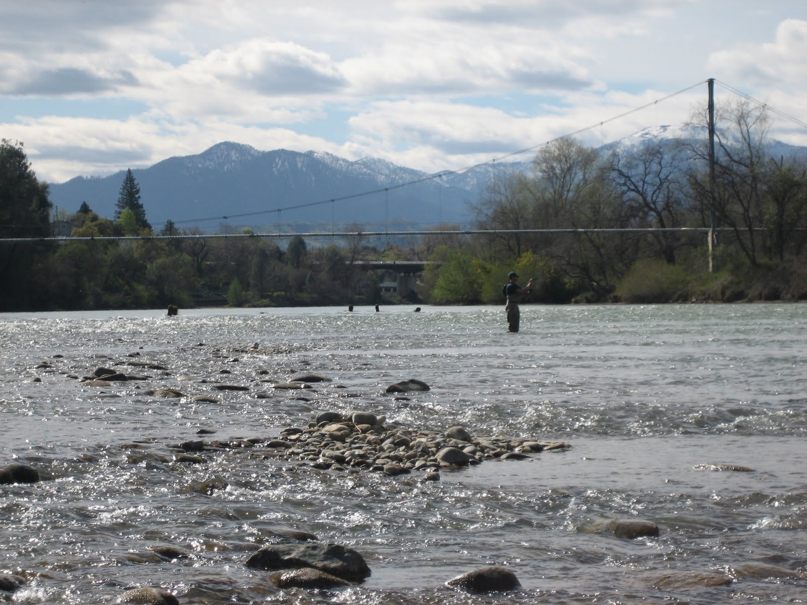 Fin 39 n feather favorite fishing spots lower sac redding for Sacramento river fishing spots