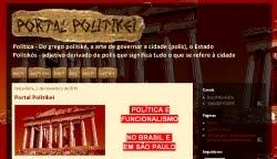 Agora os conteúdos do Blog PME-SP estão no Portal Politikei