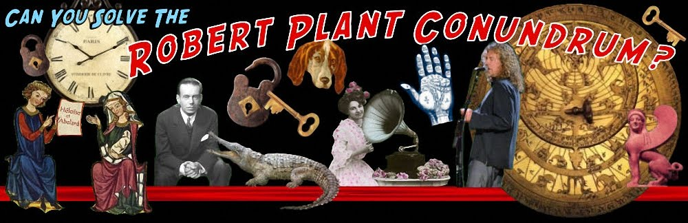 The Robert Plant Conundrum