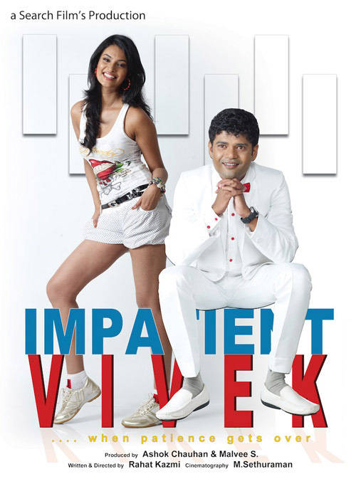 bollywood movie wallpaper. Impatient Vivek 2011 Bollywood Hindi Movie Review, Stills, Poster, Wallpaper