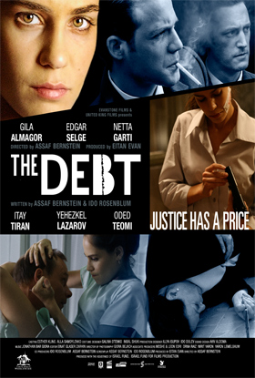 Film Name:The Debt Watch Movies Online The Debt 2010 Hollywood Movie Reviews Photos 280x415 Movie-index.com