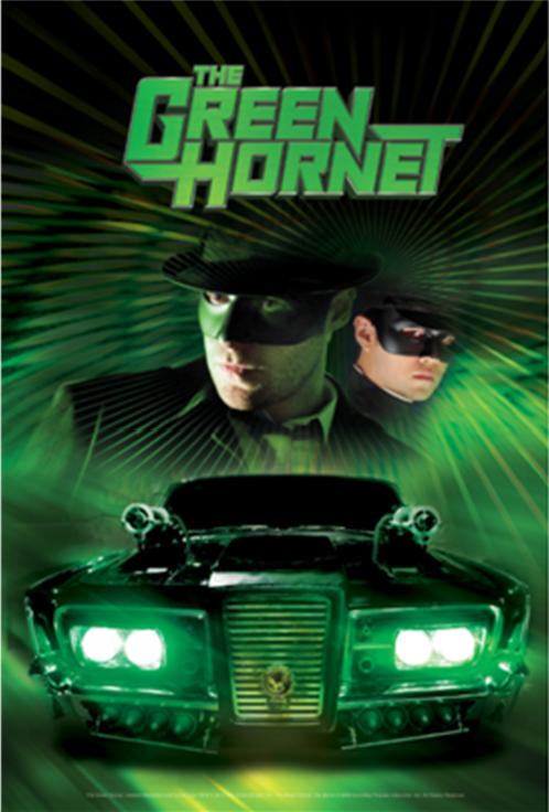 The Green Hornet (2011) Dvdrip.aXXo. The Green Hornet