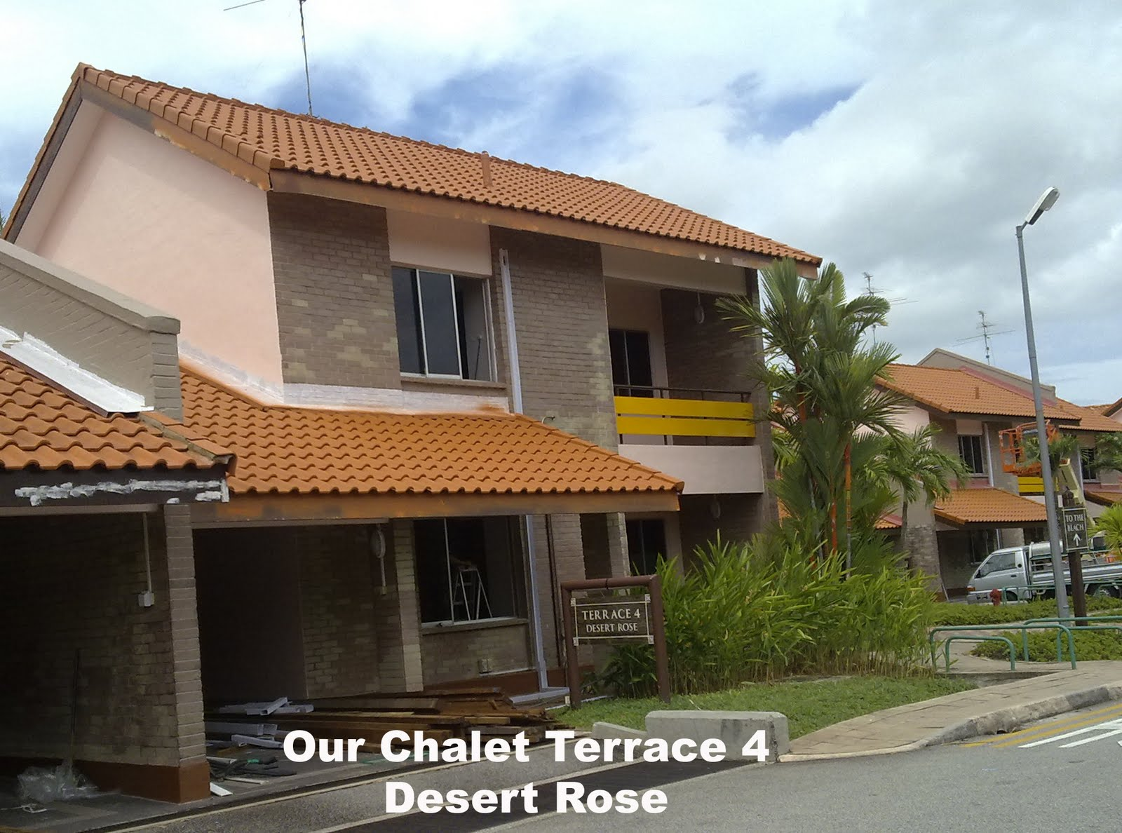 Aloha Chalet Pictures: Aloha Loyang and ALOHA CHANGI, we have ...